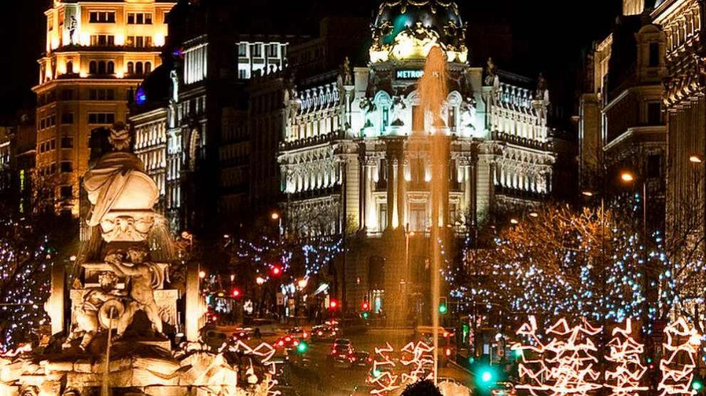 Conoce planes en Madrid para pasar la Navidad 2018