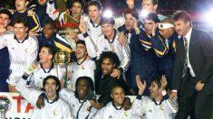 El Real Madrid logró el triunfo en la única ocasión en que hubo una Intercontinental y el Mundial de Clubes