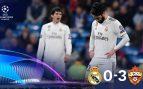 Un Real Madrid de Europa League