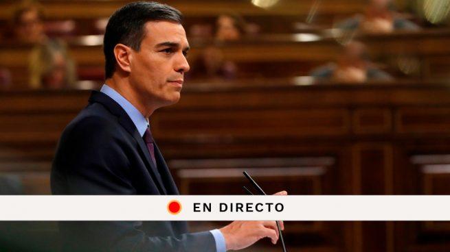 Congreso de los Diputados  Pedro Sánchez y Cataluña 80c725d847a