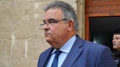 Bartomeu Barceló, fiscal jefe de Baleares. Foto: EP