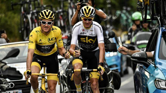 gran selección buscar nuevos productos para Sky abandona el ciclismo: Froome y su 'Dream Team' se quedan ...