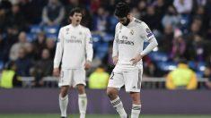 Isco durante el Real Madrid – CSKA (AFP)