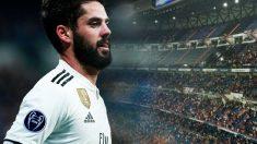 Isco se ganó la bronca del Bernabéu tras enfrentarse con la grada.