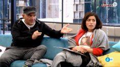 Miriam y El Koala discutieron ayer en 'GH VIP 2018'