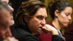 La alcaldesa de Barcelona en Comu, Ada Colau. (Foto. Bcn)