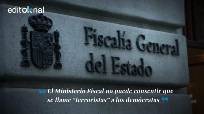 La Fiscalía debe actuar contra Puigdemont