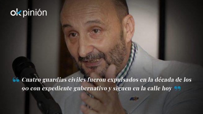 40 años de Constitución: guardias civiles demócratas siguen expulsados por defenderla