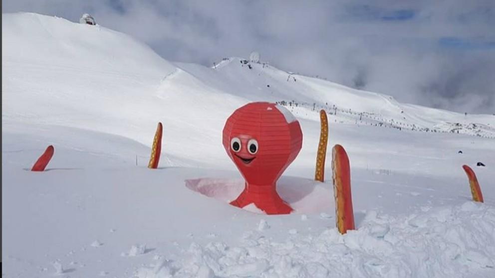 Sierra Nevada es otra de las mejores estaciones españolas de esquí para disfrutar en familia