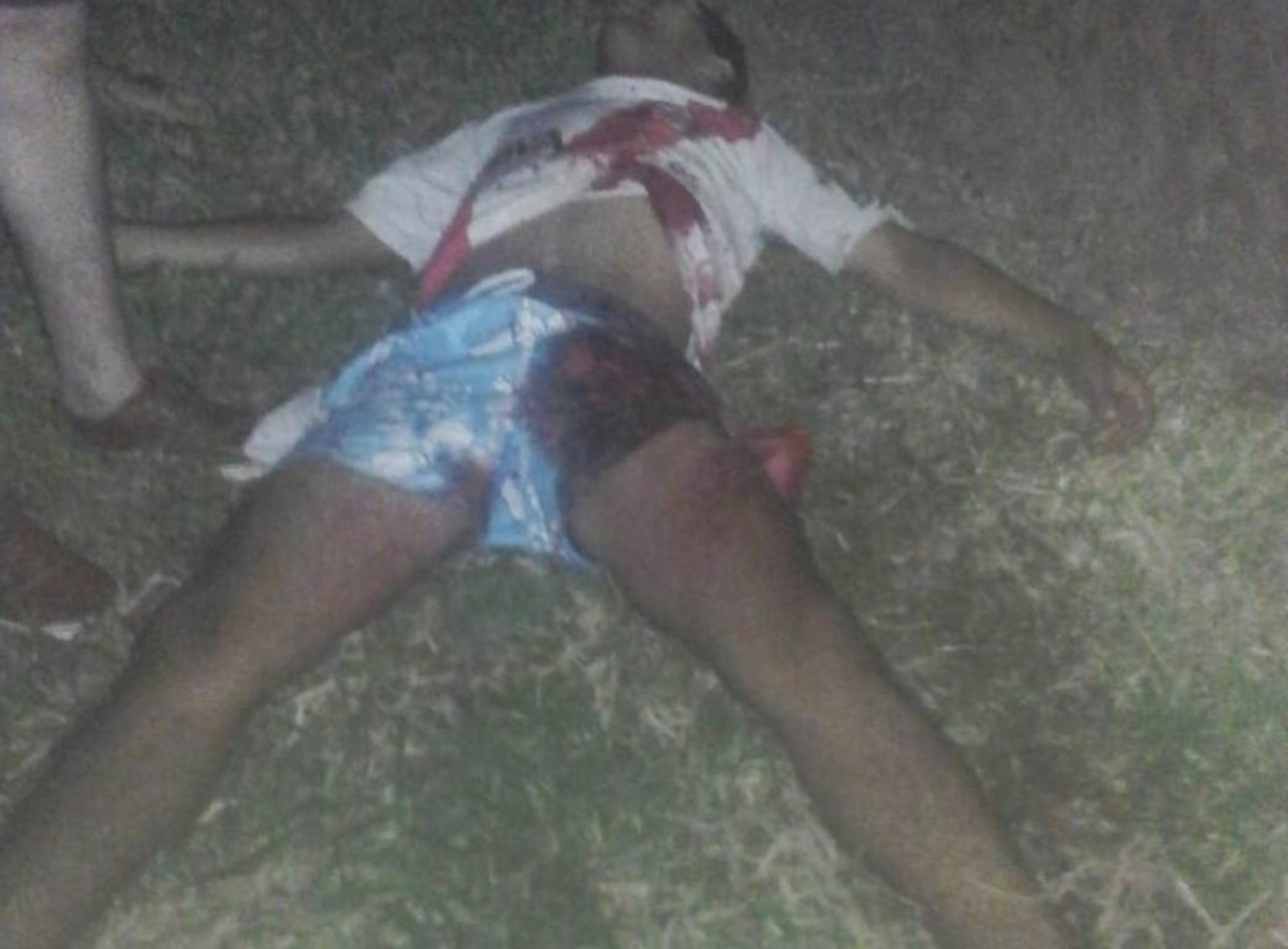 Aficionado de River Plate asesinado.