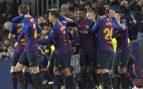 Los posibles rivales del Barcelona en el sorteo de octavos de la Champions League