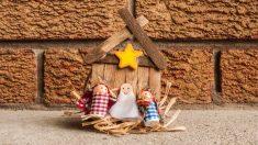 El árbol de Navidad y el belén son dos elementos clásicos de la decoración de Navidad