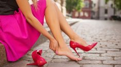 Pasos y remedios para curar rozaduras en los pies
