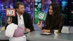 Cristina Pedroche volvió ayer a 'El Hormiguero' para hablar de las Campanadas