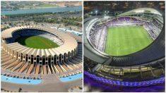 Estadios donde se juega el Mundial de Clubes 2018