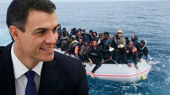 El Gobierno admite estar «desbordado» por los inmigrantes irregulares y se prepara para «grandes llegadas»