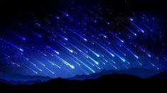 Por fin podremos ver la lluvia de estrellas de las Gemínidas