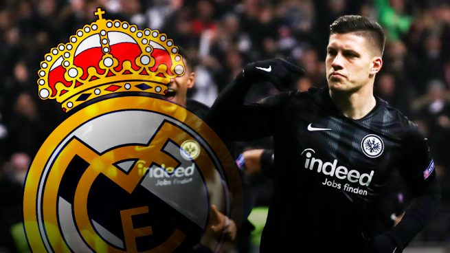 Jovic Real Madrid