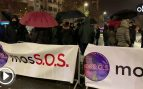 Los Mossos amenazan con pasar la noche dentro la Generalitat para exigir mejoras laborales