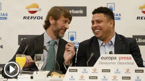 Ronaldo habla sobre los fichajes de invierno
