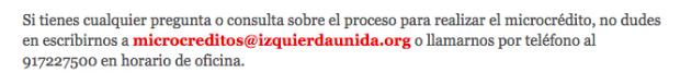 """IU pide dinero a sus afiliados para financiarse: """"Os lo devolveremos con las subvenciones"""""""
