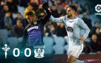 Celta – Leganés: resumen, resultados y goles (0-0)