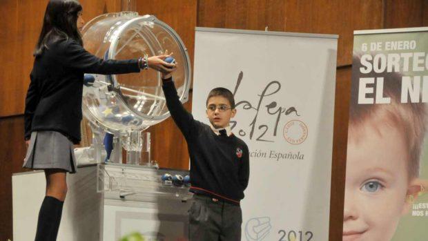El importe de un décimo y los premios para el Sorteo de la Lotería del Niño