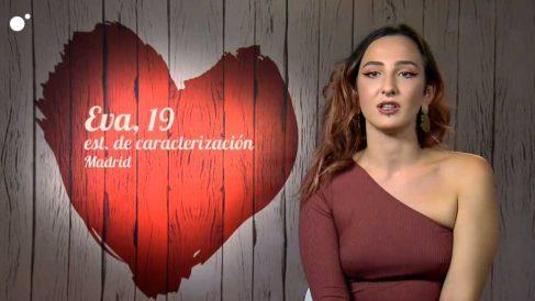 Eva busca el amor en 'First Dates'