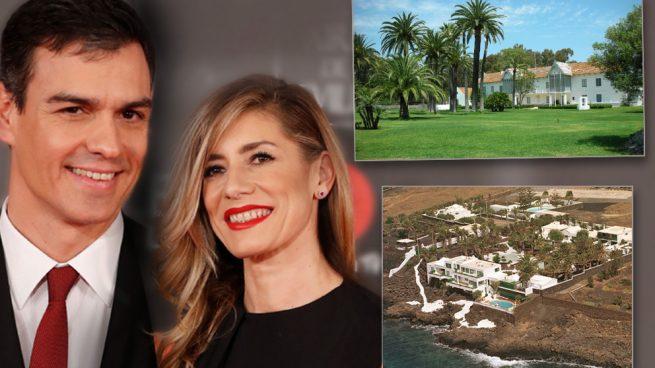 Sánchez reserva el Falcon para disfrutar de todas las vacaciones de Navidad en Doñana y Lanzarote