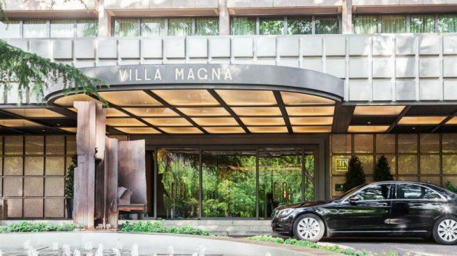 Confirmada la exclusiva de OKDIARIO de hace año y medio: el Hotel Villa Magna de Madrid será un Rosewood