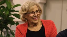 La alcaldesa madrileña Manuela Carmena. (Foto. Madrid)