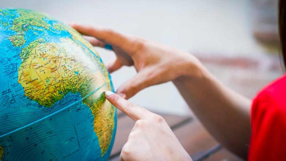 La latitud y altitud son fundamentales en geografía