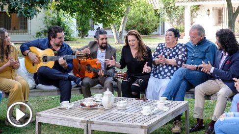 Niña Pastori en 'Mi casa es la tuya'