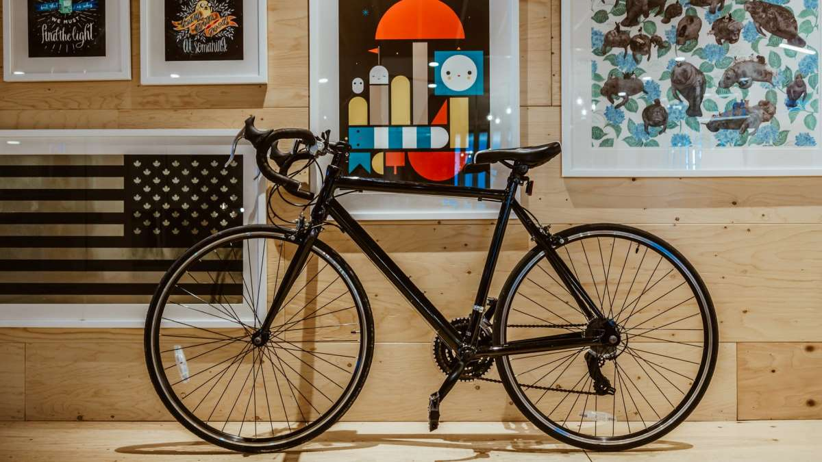 Es muy importante que la bicicleta sea de la talla adecuada