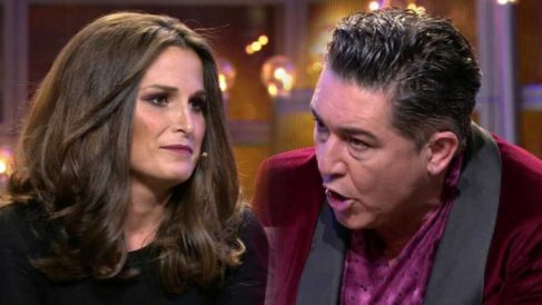 Enfrentamiento entre Verdeliss y Ángel en 'GH VIP 2018'