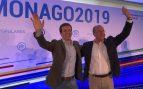 """Casado presenta a Monago como candidato del PP en Extremadura para """"recuperar la ilusión"""""""