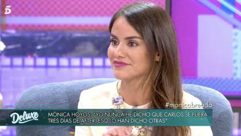 Mónica en 'Sábado deluxe'