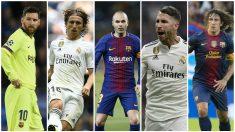 El mejor once histórico del Mundial de Clubes