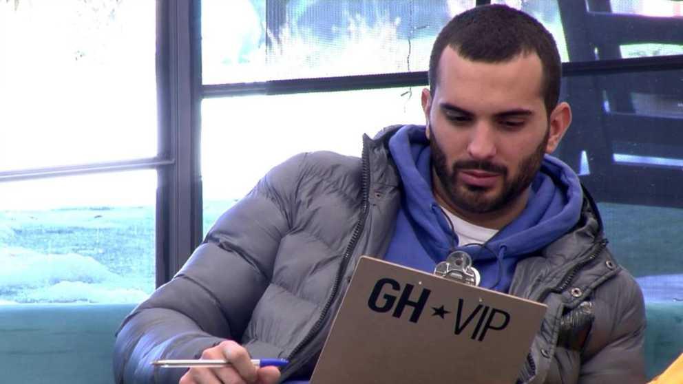 Suso en el 24 horas en 'GH VIP 2018' (Telecinco)