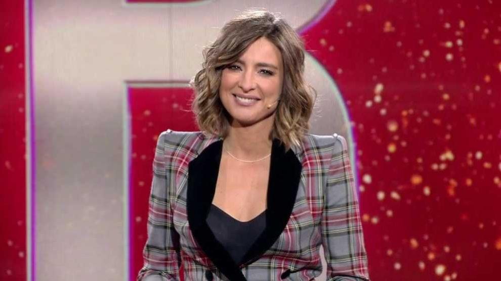 Sandra en 'el debate' de 'GH VIP 2018'