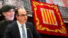 El ex conseller de Presidencia de la Generalitat Jordi Turull y el terrorista Bolinaga.