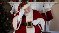 Si hay un disfraz clásico en estas fechas, sin duda es el de Papá Noel