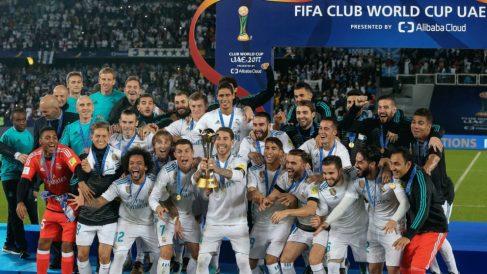 El Real Madrid es el vigente campeón del Mundial de Clubes. (Getty)