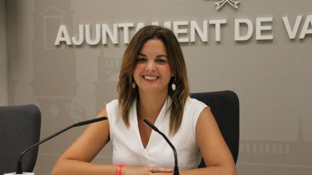 Sandra Gómez. Foto: Europa Press
