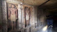 Hallada la tumba egipcia de 4400 años de antigüedad de un sacerdote real