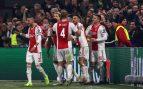 Así juega el Ajax: De Jong y De Ligth, pretendidos por Barça y Madrid, lideran a un equipo muy ofensivo