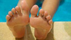 Los pies crecen en el embarazo
