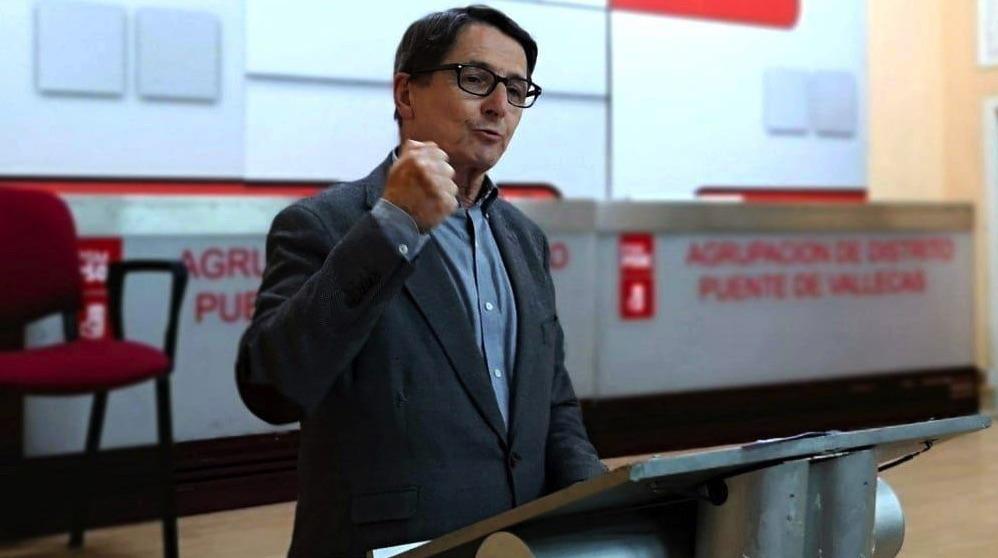 Manuel de la Rocha Rubi, padre. (Foto. FB)