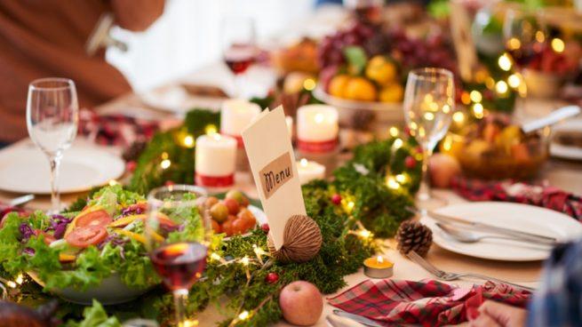 Menú de recetas de Navidad para la cena de Nochebuena 2018
