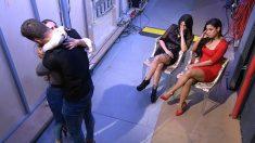 Álex Bueno ha llorado hoy en 'MYHYV'